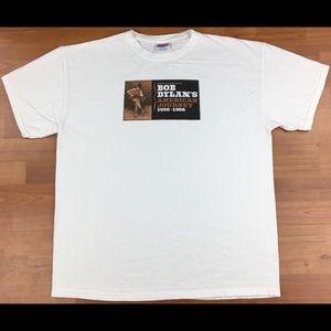 Bob Dylan's American Journey 1956-1966 Men's Shirt